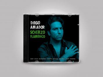 Portada disco Diego Amador