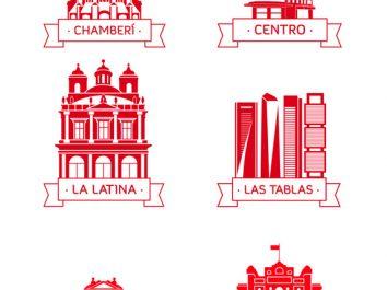 Iconos Mahou Barrios